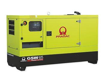 Agregat prądotwórczy 60kVA/48kW – GSW65P